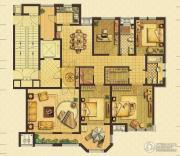 远见4室2厅2卫193平方米户型图