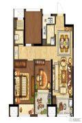 花桥象屿都城3室0厅0卫0平方米户型图