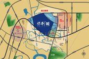 莆田保利香槟国际交通图