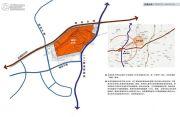 万华汽车城交通图