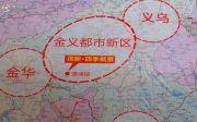 茂新四季枫景交通图