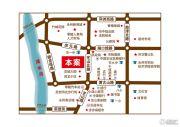 水墨�m庭交通图