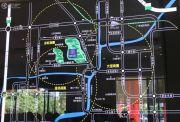 城市空间交通图