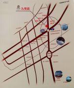九悦廷交通图