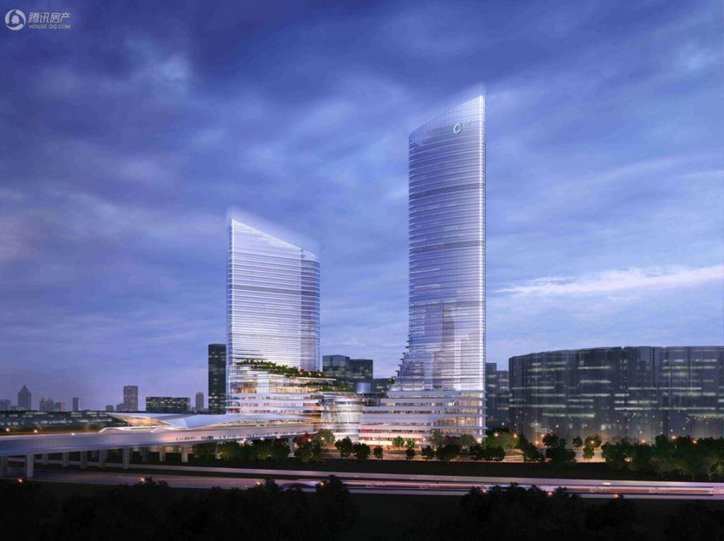 中信泰富·凯达尔枢纽国际广场