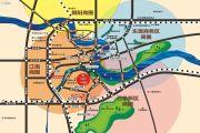 金悦澜湾&江南铜锣湾(商业)交通图