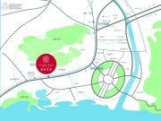 颐和银座交通图
