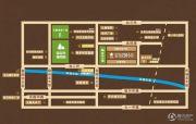 宝石花园交通图
