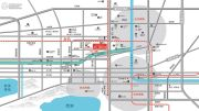 滨江・锦绣之城交通图