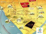 中南军山半岛交通图