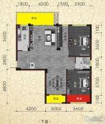 南兴盛世江南乾隆苑5室2厅3卫0平方米户型图