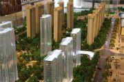 绿地瞰湖生活广场沙盘图