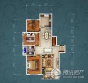 国茂清华苑0室0厅0卫0平方米户型图