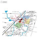 翰林华府商业广场规划图