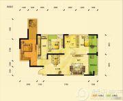 滨湖俊园2室2厅1卫0平方米户型图