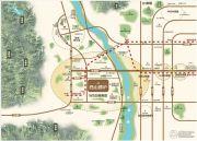 西山燕庐交通图