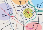满都・中央时代交通图