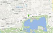 方圆流花月岛交通图