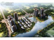 中惠松湖城规划图