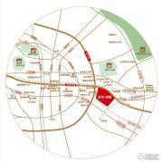 金马悦城交通图