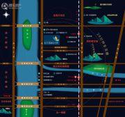 雅居乐花园交通图
