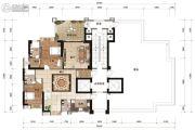 万欣・新天地5室3厅6卫0平方米户型图