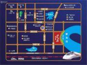 碧桂园・十里江湾交通图