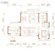 成华奥园广场4室2厅2卫119平方米户型图
