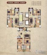 兴业家园4室2厅3卫188平方米户型图