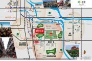 K2京东狮子城交通图