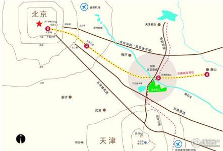 京津锦绣香江