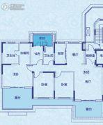 郑州恒大山水城4室2厅2卫169平方米户型图