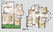 鑫磊森林湖0室0厅0卫300平方米户型图