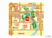 荣盛花语城规划图
