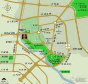 清锦源交通图