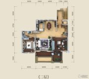 中房・翡翠湾322平方米户型图