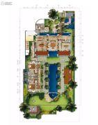 香水湾1号4室2厅2卫699平方米户型图