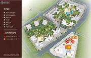 星河传奇花园(三期)规划图