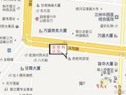 胜利广场交通图