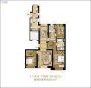华润中心悦府0室0厅0卫0平方米户型图