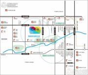 五彩城交通图