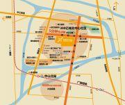 星港城市名都(商铺)交通图