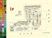 三胞国际广场1室1厅1卫0平方米户型图