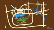 听音湖一号公馆交通图