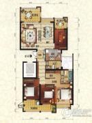 融侨外滩二期0室0厅0卫0平方米户型图