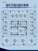 江门万达广场1室1厅1卫47--200平方米户型图