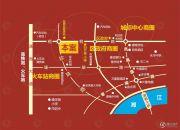 福苑佳园交通图