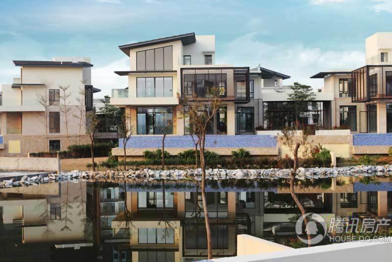 颐和盛世N型别墅水景