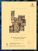 金色丽都4室2厅2卫0平方米户型图