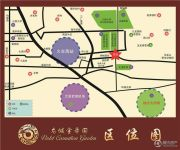 龙城金帝园规划图